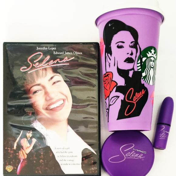 Selena Starbucks Custom Changing Color Cup